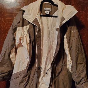 Womens Columbia Coat size 1x